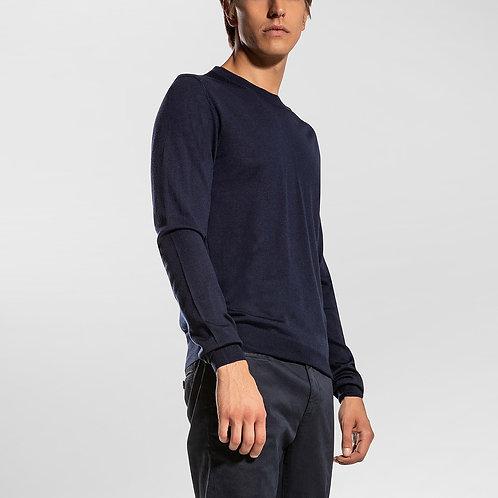 PEUTEREY Maglia girocollo in lana sottile