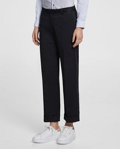 WOOLRICH Pantalone chino stretch
