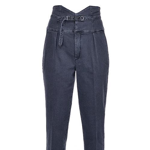 PINKO Jeans chinos a vita alta a bustier