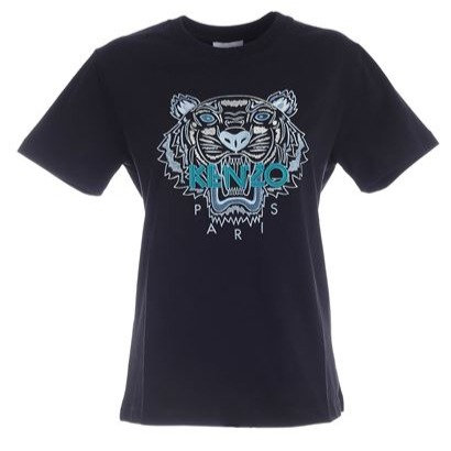 KENZO T-shirt icon tigre