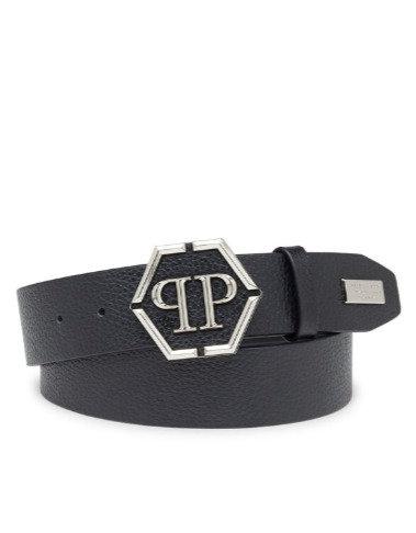 PHILIPP PLEIN Cintura con logo Belt Original