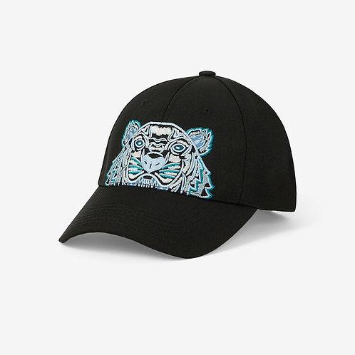 KENZO Cappello tiger in tela