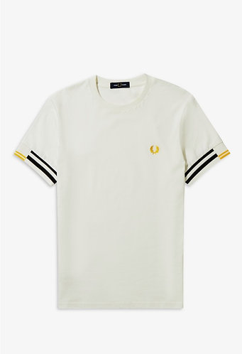 FRED PERRY T-Shirt con ricamo