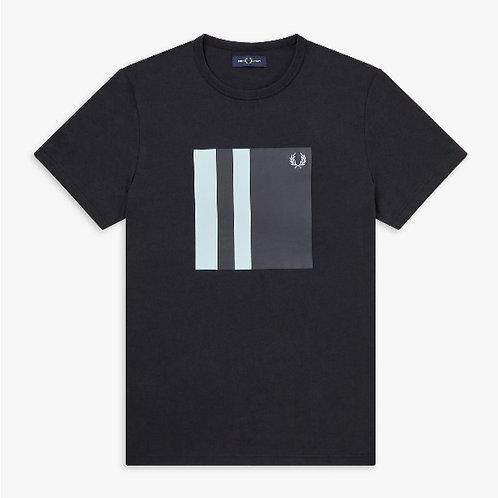 FRED PERRY T-Shirt con stampa