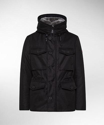 PEUTEREY Field jacket in  tessuto tecnico IDOL SL FUR