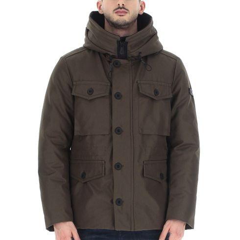 PEUTEREY Field jacket in tessuto tecnico IDOL SL