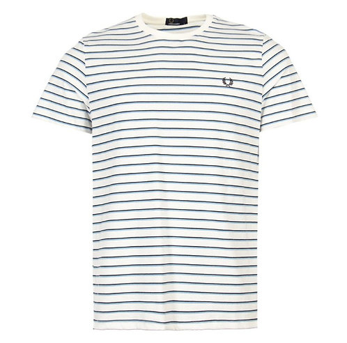 FRED PERRY T-Shirt a righe