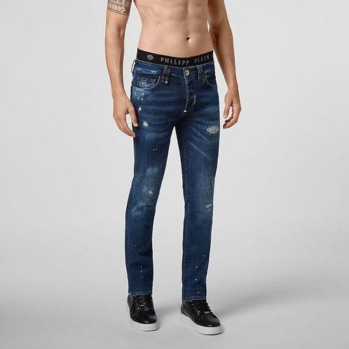 PHILIPP PLEIN Jeans Super straight cut