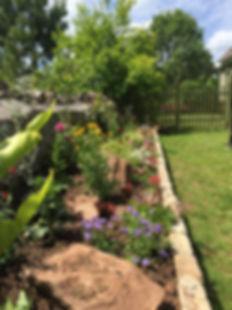Chew Magna Baptist Church Garden