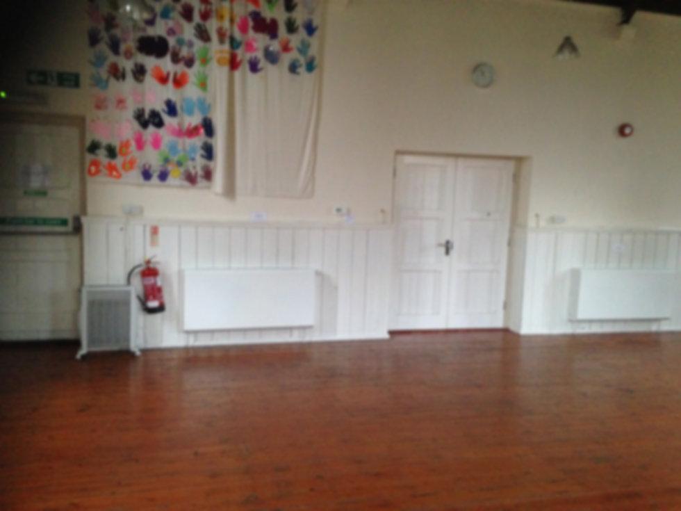 Chew Magna Baptist Church School Rooms