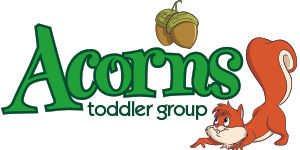 Chew Magna Baptist Church Acorns Toddler Group Logo