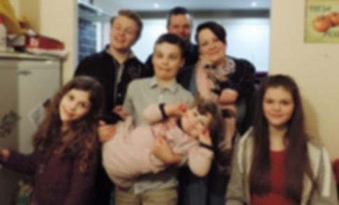 Aly Fulford and Family Minister in training Chew Magna Baptist Church