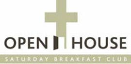 Chew Magna Baptist Church Open House Breakfast Logo