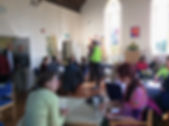 Chew Magna Baptist Church Open House Breakfast
