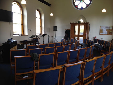 Chew Magna Baptist Church Chapel