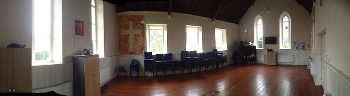 Chew Magna Baptist Church School Rooms
