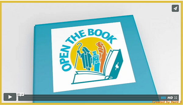 Chew Magna Baptist Church Open the Book