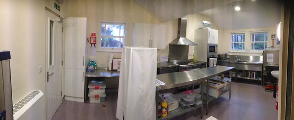 Chew Magna Baptist Church Kitchen