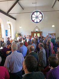 Chew Magna Baptist Church Sunday Service
