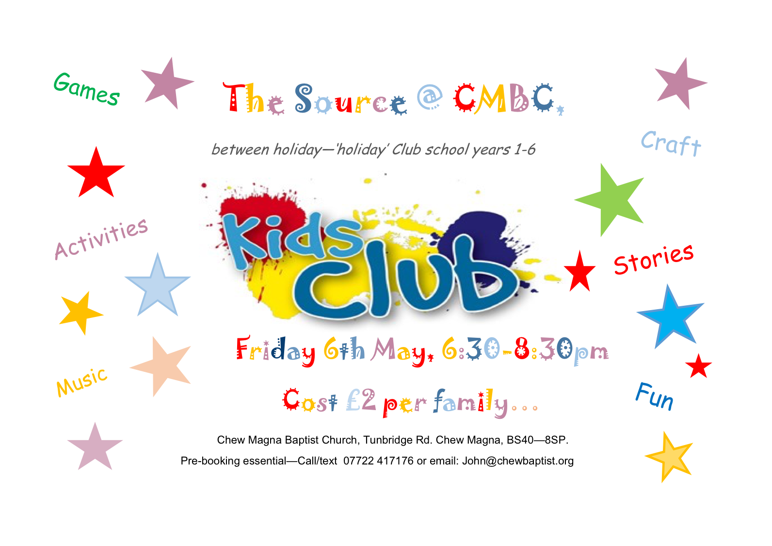 The Source Kids Club