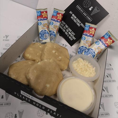 Milkybar Warm Cookie Dough Kit