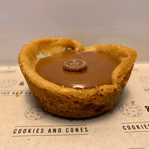 Rolo Cookie Cup