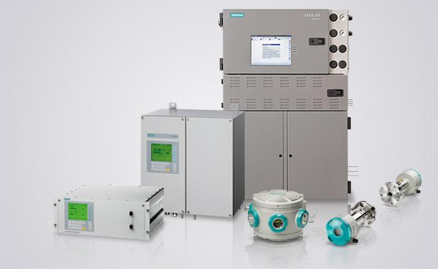 Siemens Gas Analyzers
