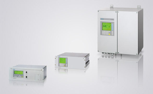 Siemens Gas Analyzers