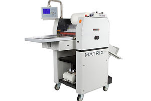 Stroj za plastificiranje papira | Plastifikator papiraVivid Matrix MX-370P | Tiskara CEH Zagreb