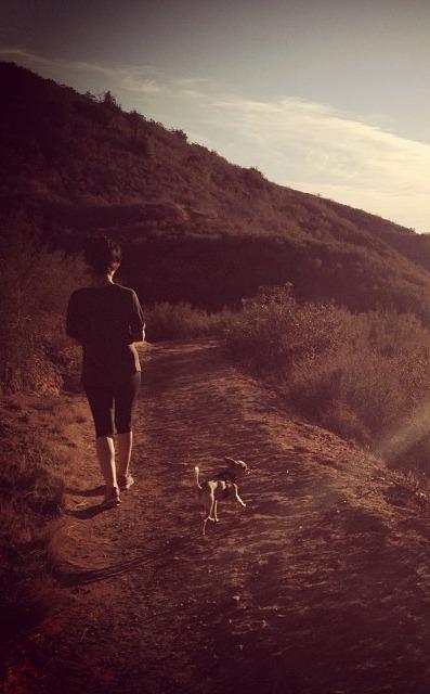 pow hike