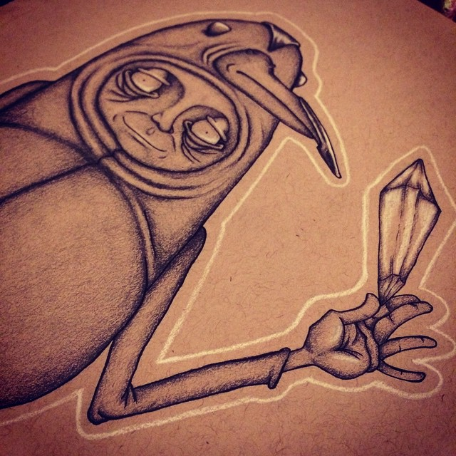 Instagram - Some Bird Face detail.jpg
