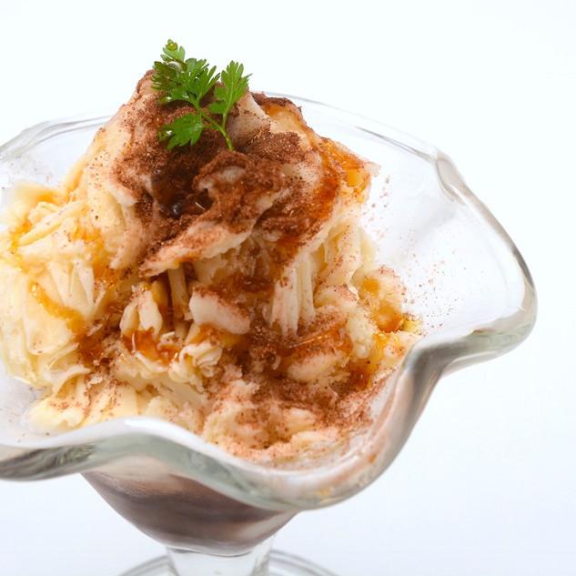 【オキナワぜんざい】冷え冷えの沖縄で食されているぜんざいです。