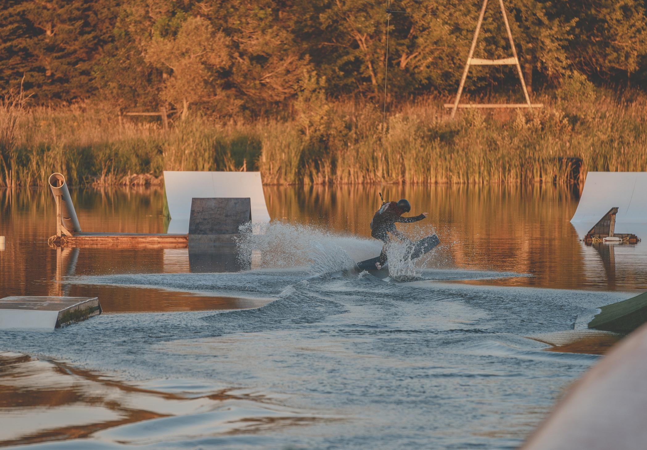Retro Pond Skim Registration