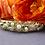Thumbnail: French Pearl & Diamond 18K Rose Gold Bangle
