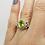 Thumbnail: Michael Schofield & Co. Sterling Peridot Ring