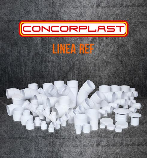Línea 110 JP - Conexiones de PVC REF