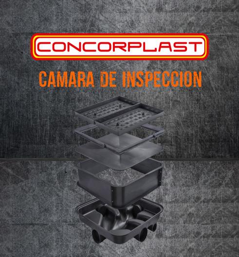Cámara de Inspección de PVC con Junta elástica - Modular con cojinete Preconformado