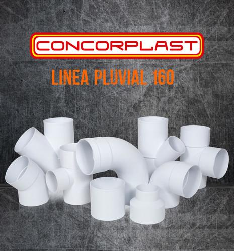 Línea 160 JP - Conexiones de PVC Desagües Pluviales
