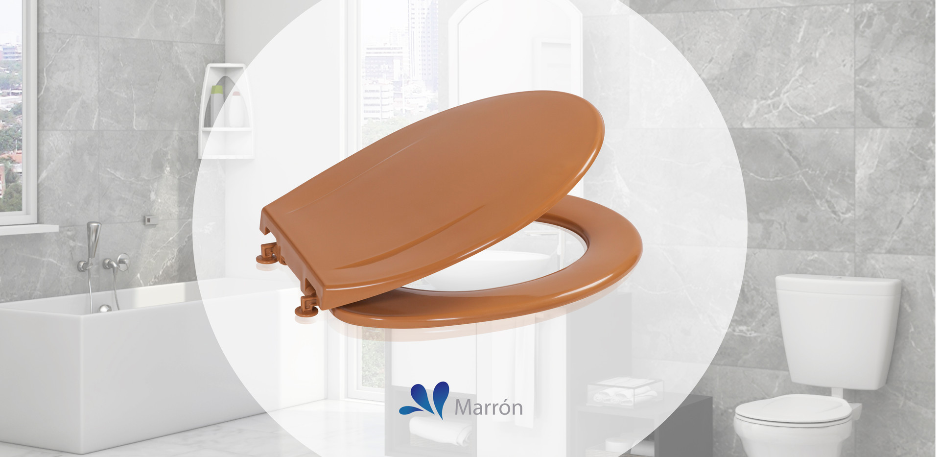 Luxury - Marrón
