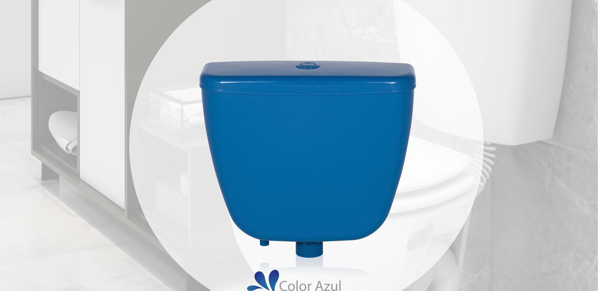 Mochila luxury azul