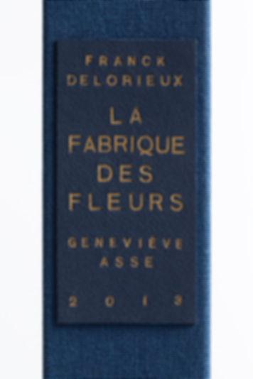 garrec,michèle,michele,relieur,reliure,brindeau,fabrique,fleurs,Delorieux,asse