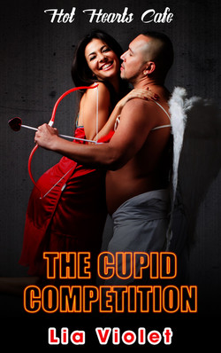 The Cupid Competition KINDLE COVER