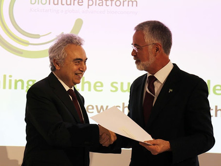 IEA becomes Facilitator of Biofuture Platform