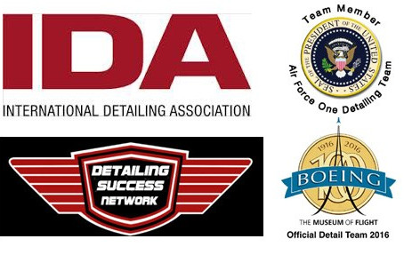 South Bay Detailing is Proudly Certified by the IDA & the Detailing Success Network
