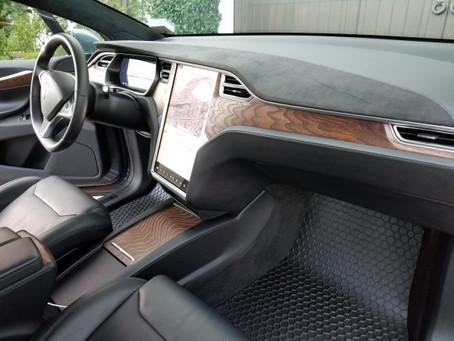 Luxury Ride Inside