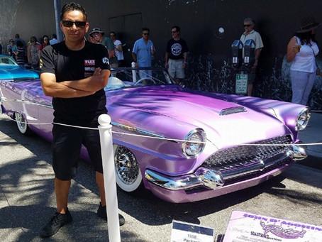Kike's Purple Shine
