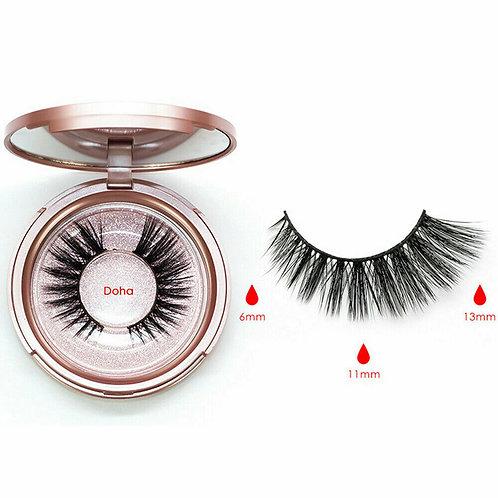 'DOHA' Magnetic Eyeliner and Eyelashes