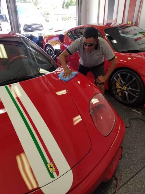 Annual Concorso Ferrari