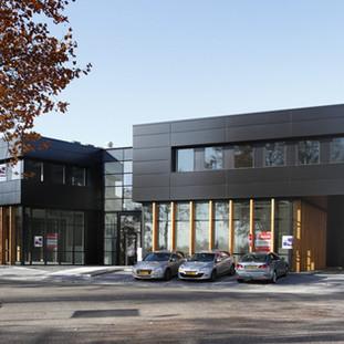 Bedrijfsgebouw IJsselstein