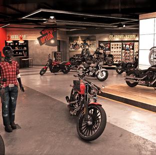 Harley Davidson Den Bosch